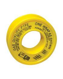 PTFE Gas Tape 12mm x 5m
