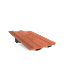 Manthorpe Terracotta Castellated In-line Roof Tile Vent