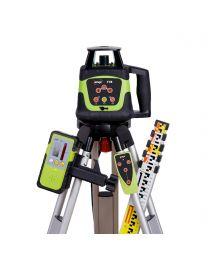 Imex 77R Single Grade Rotating Laser Level Kit