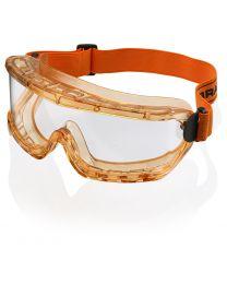 Premium Goggles (Orange)