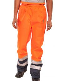 Orange Belfry Trousers