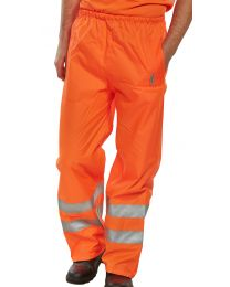 Orange Birkdale Trousers