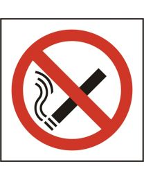 No smoking symbol (Self adhesive vinyl)