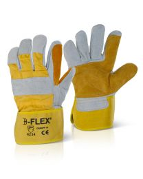 High Quality Double Palm Canadian Rigger Gloves