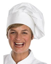 White Chefs Tall Hat