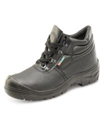 CLICK 4 D-Ring Boot With Scuff Cap