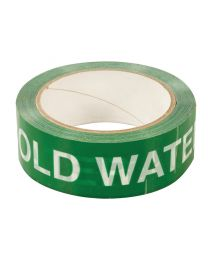 Cold Water Identification Tape