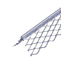 Galvanised Angle Bead 2.4m 50 Pack