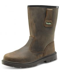 CLICK S3 PU/Rubber Rigger Boot
