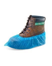 Blue Disposable Overshoes (Box Of 1000 Pairs)