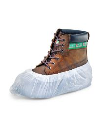 Clear Disposable Overshoes (Box Of 1000 Pairs)