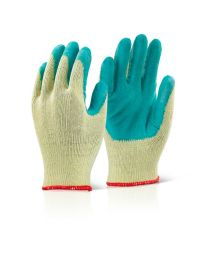 Green Economy Grip Gloves