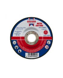 Metal Cutting Disc Depressed Centre 115 x 3 x 22mm 10 Pack