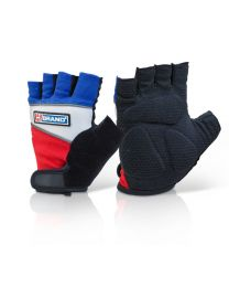 Fingerless Gel Grip Gloves