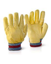 Freezer Gloves - Once Piece Back