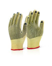 Mediumweight Dotted Kevlar Gloves