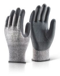 Micro foam Nitrile Level 5 Cut Resistant Gloves