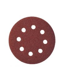 Velour-Backed Grinding Disc 115 MM 80 Grain 50 Pack