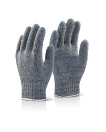 Mixed Fibre Gloves (Grey)