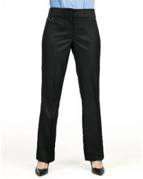 Premier Ladies Flat Front Hospitality Trousers