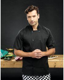 Premier Short Sleeved Chef's Jacket