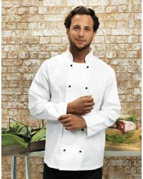 Premier Cuisine Long Sleeved Chef's Jacket