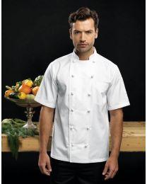 Premier Ambassador Short Sleeved Chef's Jacket