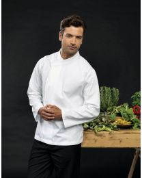 Premier Culinary Pull-On Chef's Long Sleeved Tunic