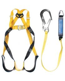 Ridgegear RGHK2 Scaffolders Harness Kit In Rucksack