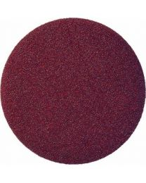 Velour-Backed Grinding Disc 125 MM 120 Grain 6775 50 Pack