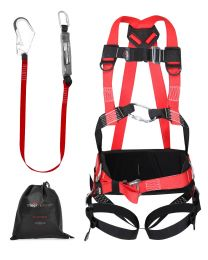 Traega Scaffolders Harness Kit