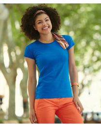 Fruit of the Loom Lady-Fit Sofspun T-Shirt