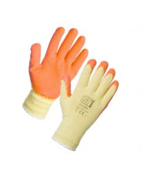 Super Touch Handler Palm Coated Work Gloves