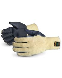 Cool Grip Heat-Resistant String-Knit Gloves