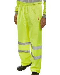 Yellow Traffic Trousers