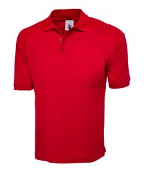Uneek Cotton Rich Unisex Polo Shirt