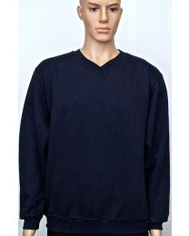 Uneek Premium V-Neck Sweatshirt