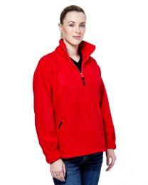 Uneek Premium 1/4 Zip Micro Fleece