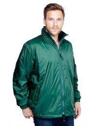 Uneek Premium Unisex Reversible Fleece Jacket