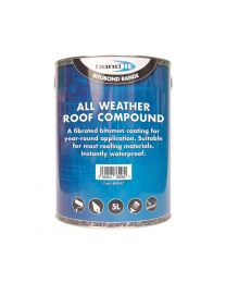 Bond It Bitubond All Weather Roofing Compound 5L