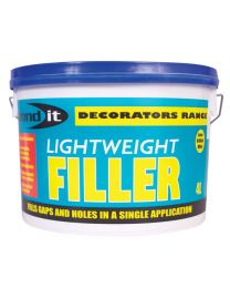 Bond It Lightweight Filler 4L