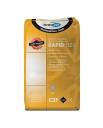 Bond It Rapid-Flex Tile Adhesive Grey 20kg