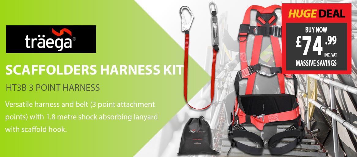 traega harness Kit