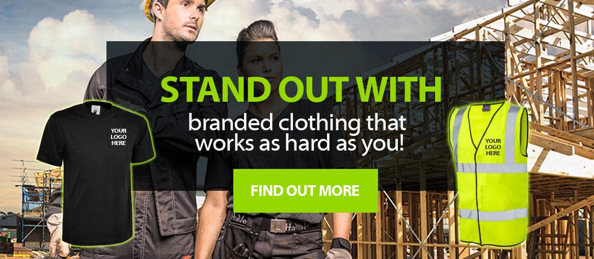 Personalised Bespoke Workwear